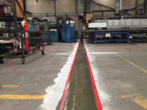 Keysborough Manufacturing Plant - Heavy Duty Epoxy Floor Coating 16