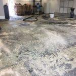 Port Melbourne Retail Shop - Textured Flooring 4