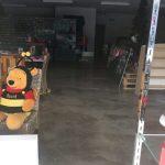 Port Melbourne Retail Shop - Textured Flooring 10