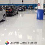 Factory Epoxy Floor Coatings 1
