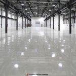 high gloss epoxy floor coating