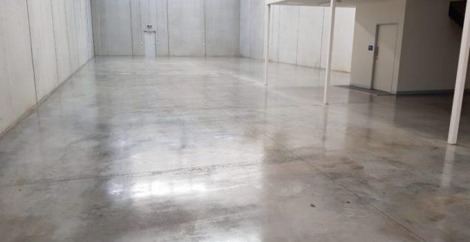 Pakenham Factory Warehouse – Acrylic Concrete Sealer