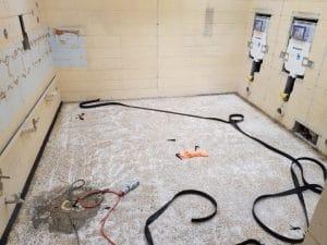 Taylors Lakes School Toilet Flooring 10