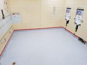 Taylors Lakes School Toilet Flooring 15