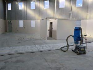 Oakleigh Warehouse Epoxy Floor Coating 4