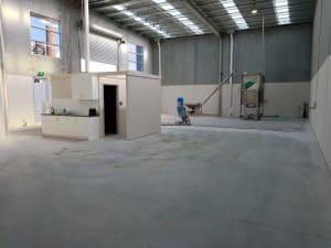 Oakleigh Warehouse Epoxy Floor Coating 6