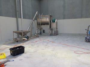 Oakleigh Warehouse Epoxy Floor Coating 9