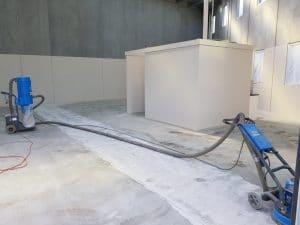 Oakleigh Warehouse Epoxy Floor Coating 10