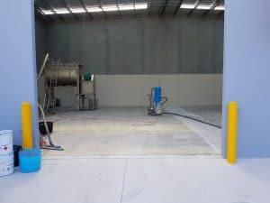 Oakleigh Warehouse Epoxy Floor Coating 8