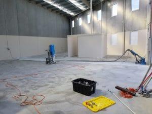 Oakleigh Warehouse Epoxy Floor Coating 7