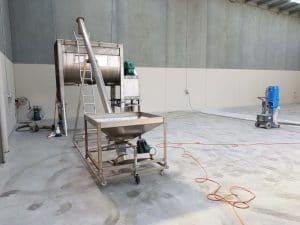 Oakleigh Warehouse Epoxy Floor Coating 5