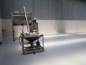 Oakleigh Warehouse Epoxy Floor Coating 15