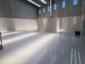 Oakleigh Warehouse Epoxy Floor Coating 16