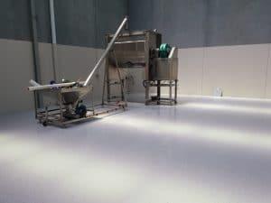 Oakleigh Warehouse Epoxy Floor Coating 17