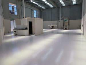Oakleigh Warehouse Epoxy Floor Coating 13
