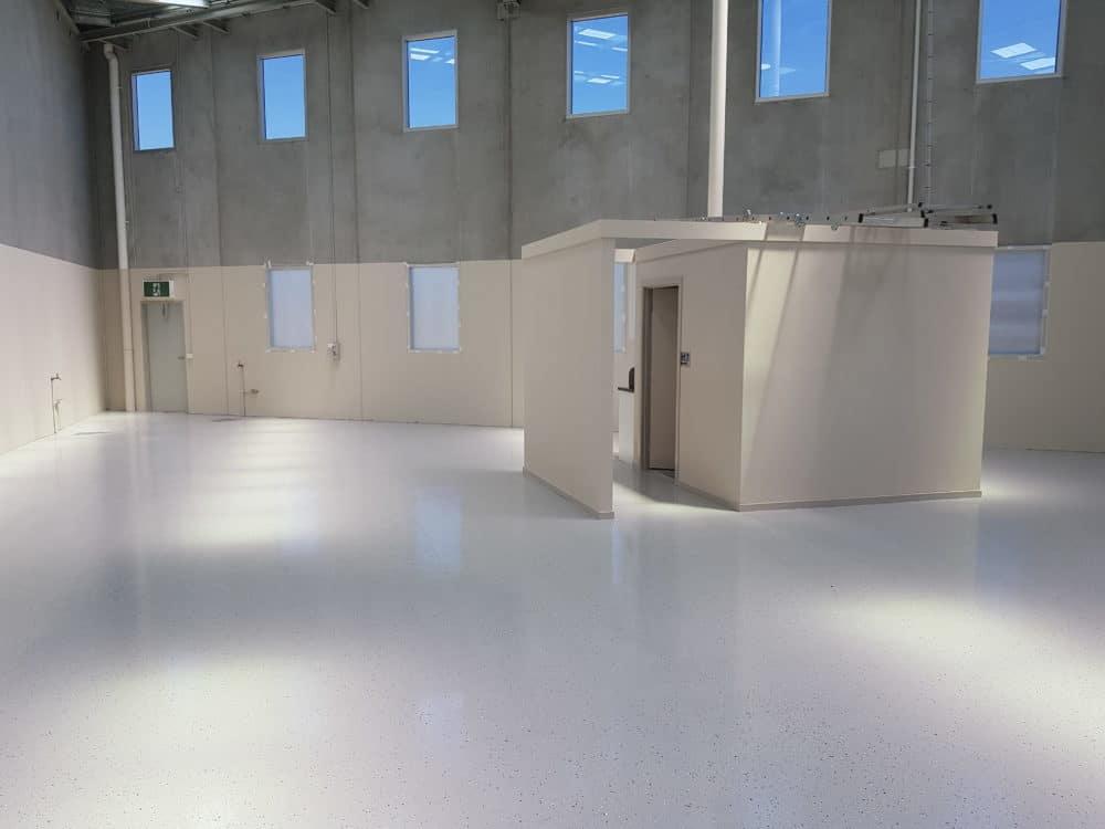 Oakleigh Warehouse Epoxy Floor Coating 3