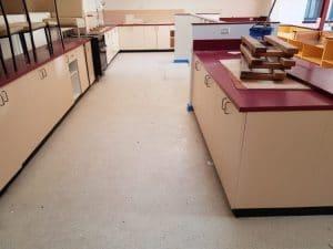 Taylors Lakes School Canteen Flooring 8