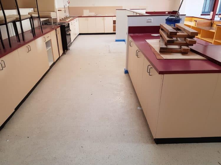 Taylors Lakes School Canteen Flooring 2
