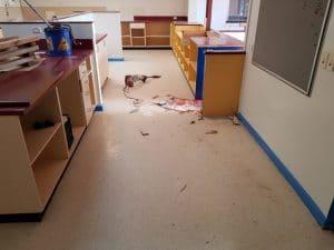 Taylors Lakes School Canteen Flooring 7