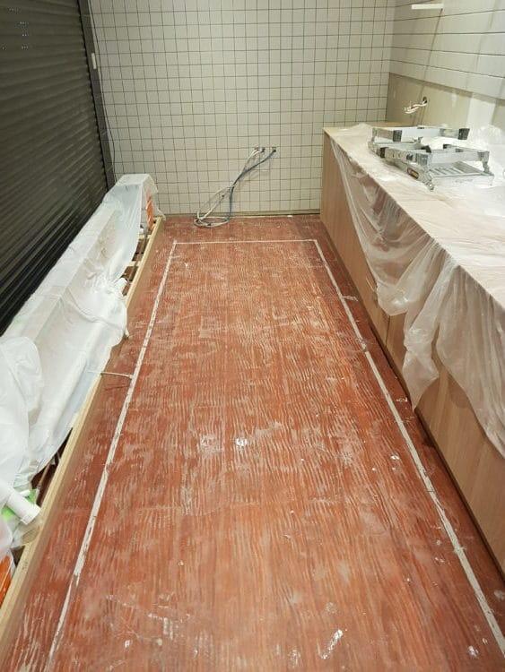Prahran Commercial Kitchen Flooring 3