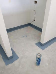Coburg Primary School Non-Slip Hygienic Toilet Flooring 7