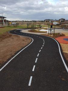 Tarneit Playground Park Reserve Path 9