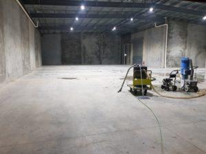 Truganina warehouse floor sealing 6