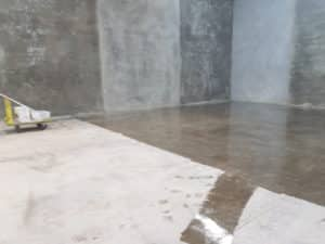 Truganina warehouse floor sealing 7