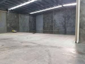 Truganina warehouse floor sealing 8