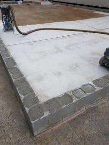 Dandenong chemical storage area floor coating 4