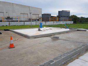 Dandenong chemical storage area floor coating 7