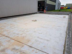 Dandenong chemical storage area floor coating 8