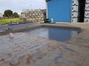Dandenong chemical storage area floor coating 13