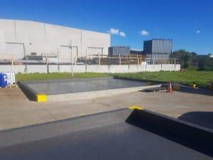 Dandenong chemical storage area floor coating 18