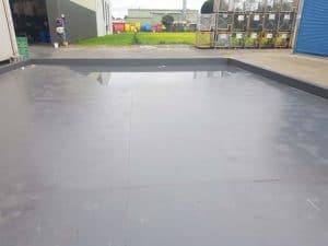 Dandenong chemical storage area floor coating 16