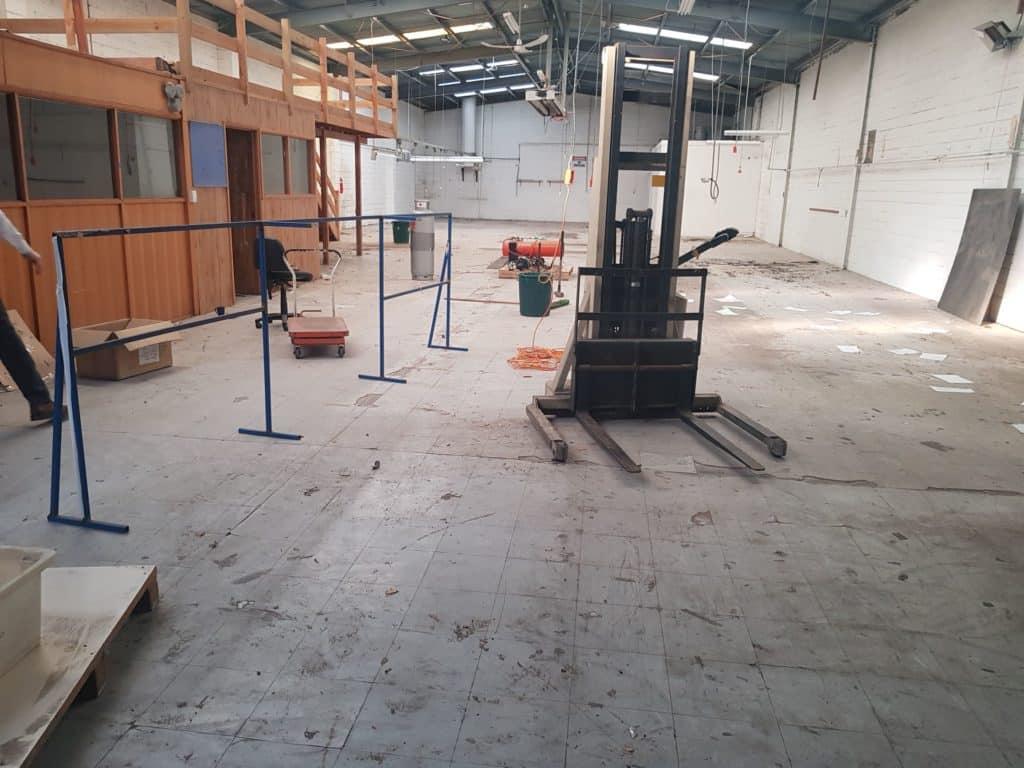 Cheltenham Showroom Factory 15
