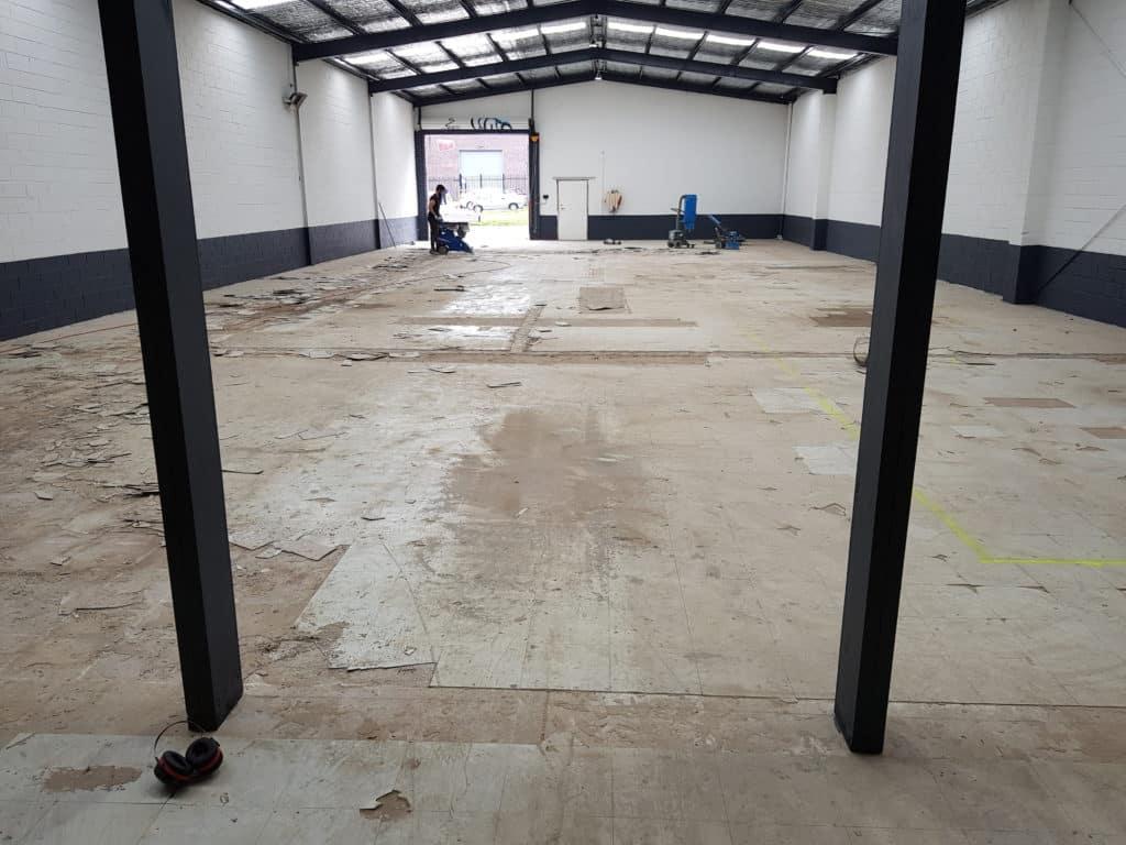 Cheltenham Showroom Factory 18