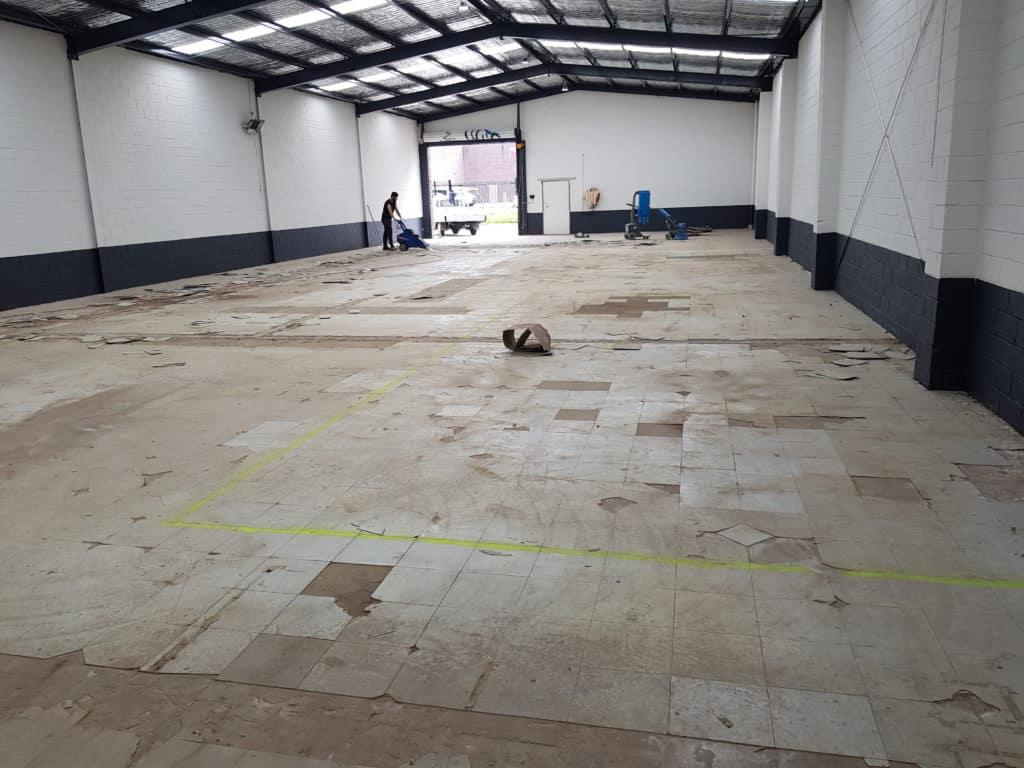 Cheltenham Showroom Factory 19