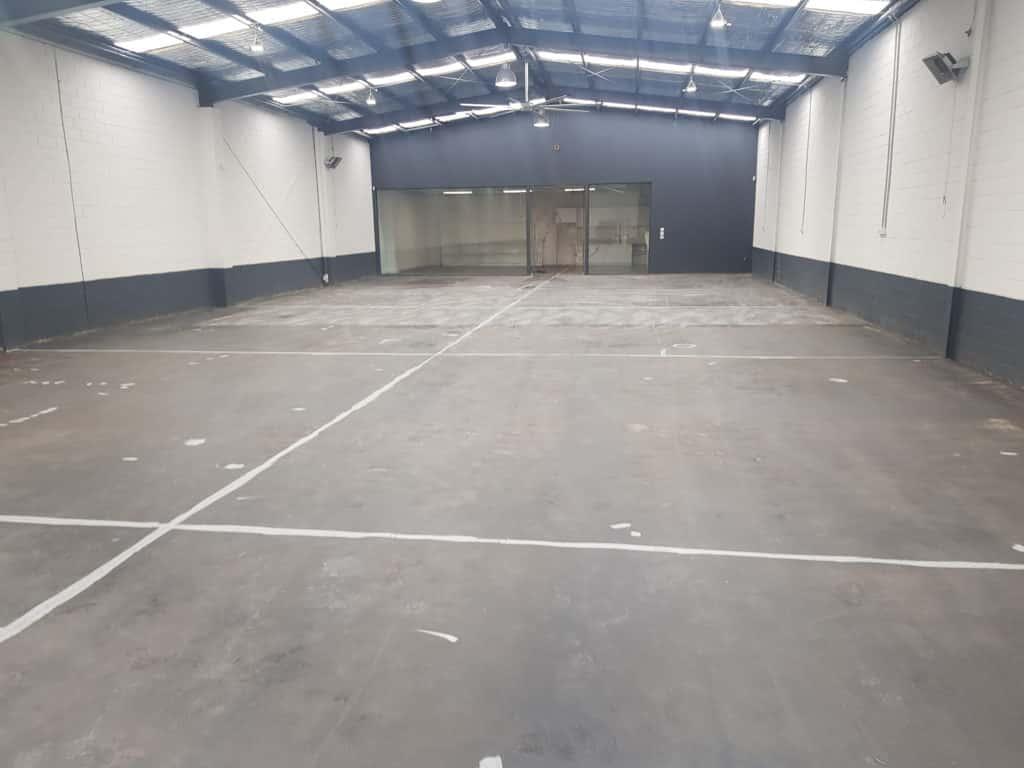 Cheltenham Showroom Factory 8