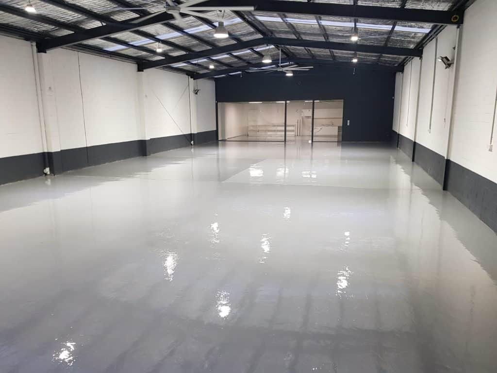 Cheltenham Showroom Factory 4
