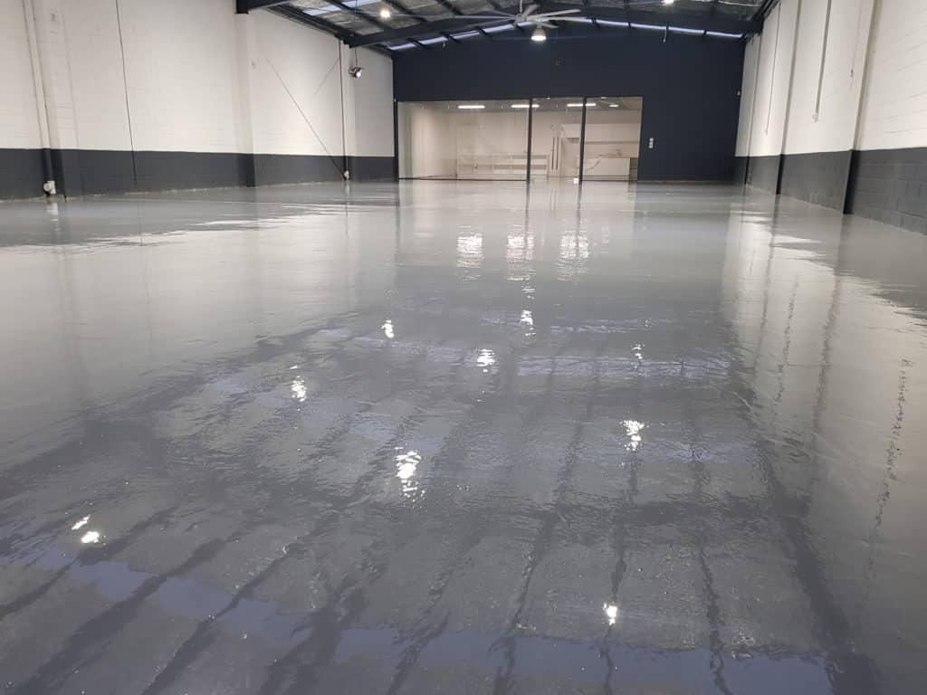 Cheltenham Showroom Factory 5