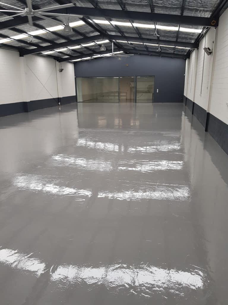 Cheltenham Showroom Factory 6