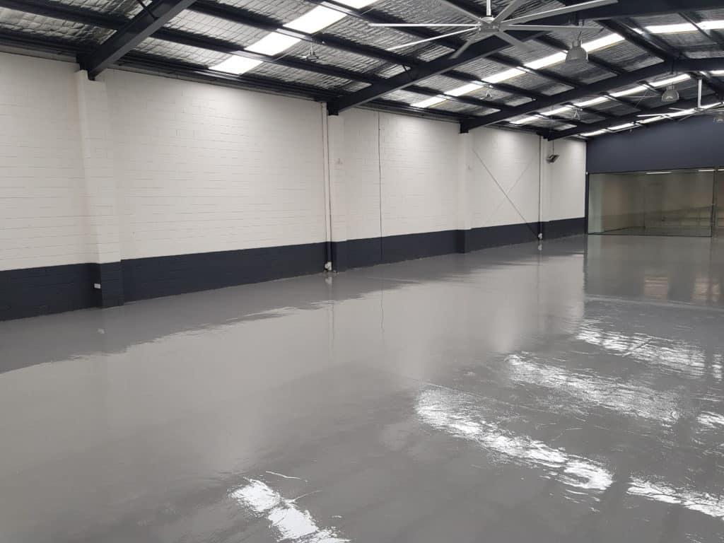 Cheltenham Showroom Factory 7