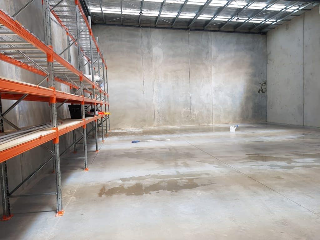Sunbury Warehouse Concrete Floor Sealer 22