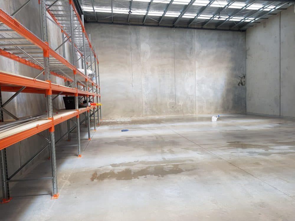 Sunbury Warehouse Concrete Floor Sealer 3