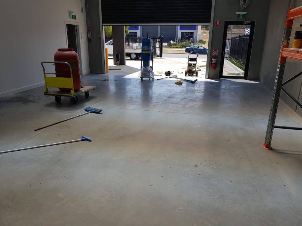 Sunbury Warehouse Concrete Floor Sealer 20