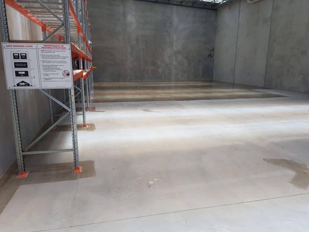 Sunbury Warehouse Concrete Floor Sealer 18