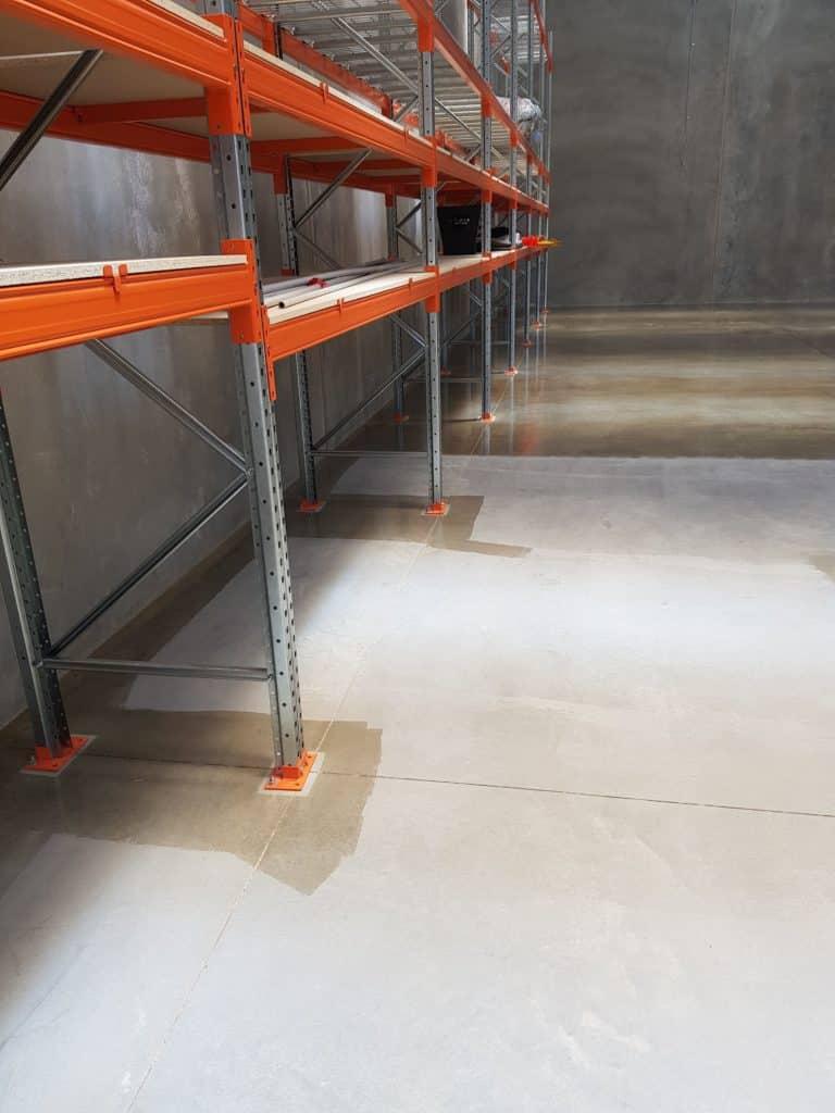 Sunbury Warehouse Concrete Floor Sealer 17