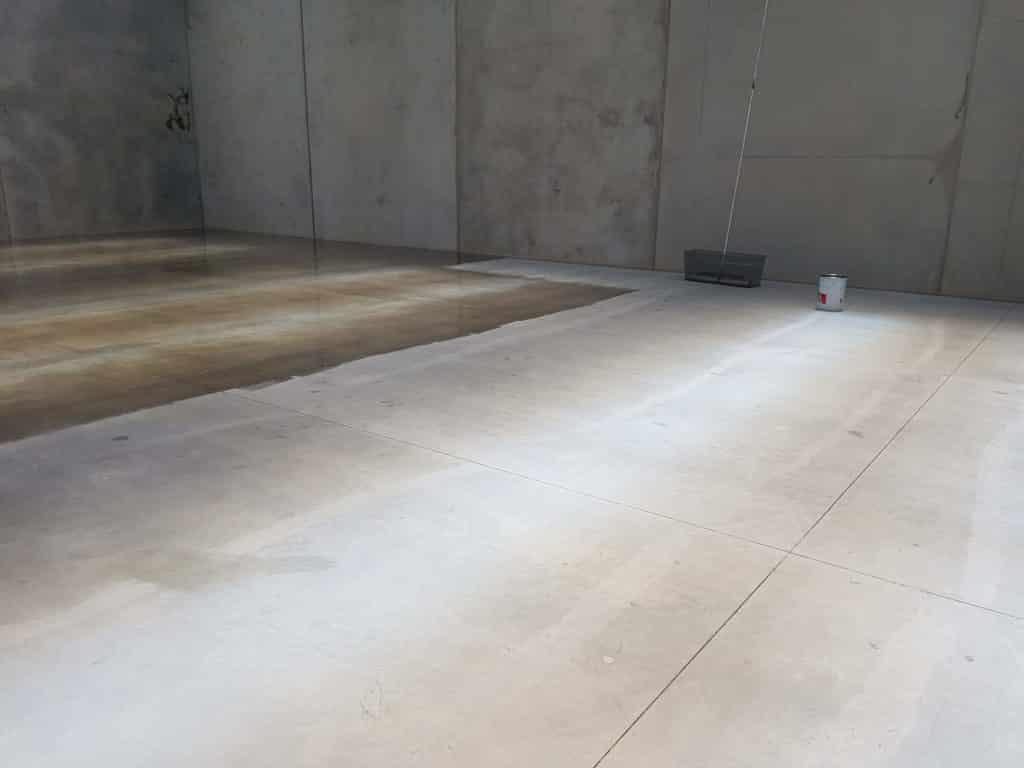 Sunbury Warehouse Concrete Floor Sealer 16