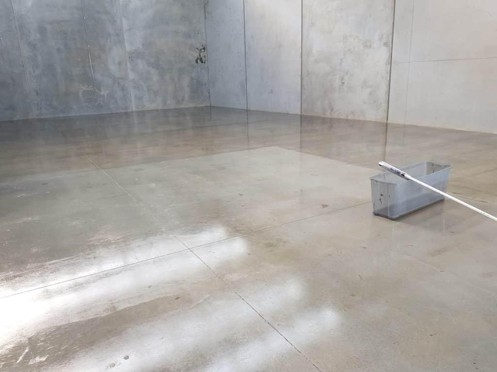 Sunbury Warehouse Concrete Floor Sealer 15
